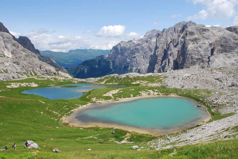 Laghi alpini in Trentino