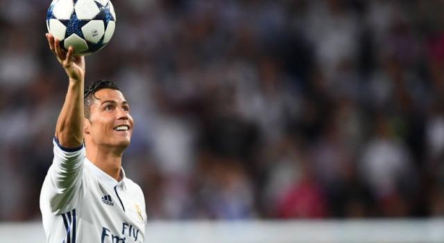 Ufficiale l'affare del secolo: Cristiano Ronaldo è della Juve!