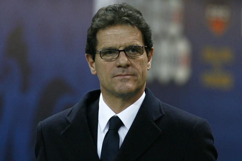 Lazio-Milan di Capello formazione