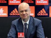 Marco Fassone Milan Mercato