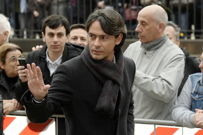 Filippo Inzaghi Attaccanti Milan