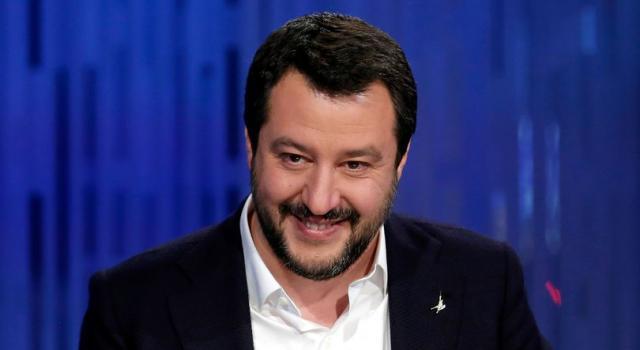 """Lega, Matteo Salvini: """"Il prossimo premier non può che essere di centrodestra"""""""