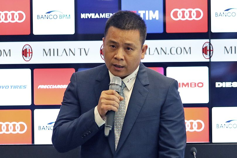 Milan YONGHONG LI rifinanziamento del Milan Marcello Lippi Al-Falasi Alisher Usmanov Stephen M Ross