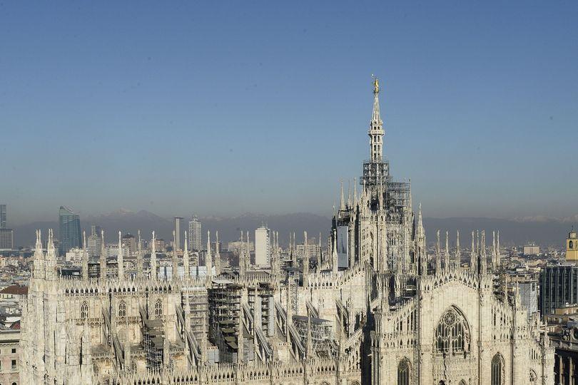 DUOMO CasaPound MILANO