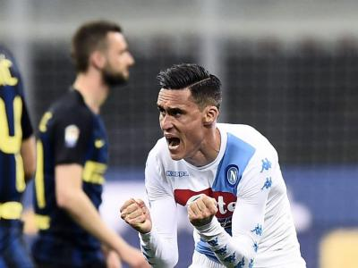 Milan-Inter, occhi su Callejon