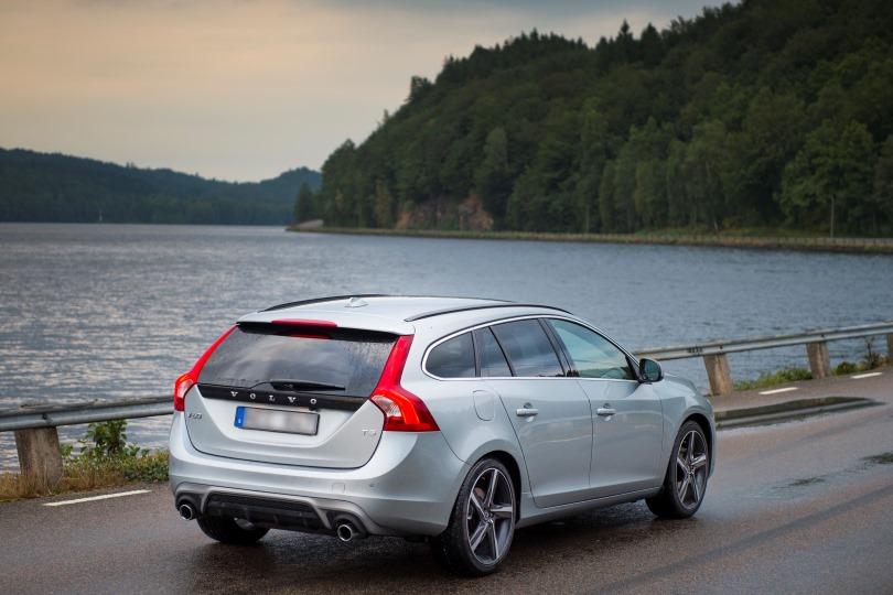 Viaggi in auto ancora più comodi su un auto Volvo