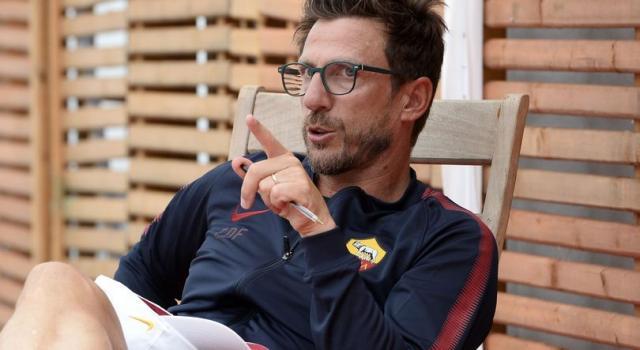 """Lazio-Roma, Di Francesco a Sky: """"Dovevamo essere più cattivi"""""""