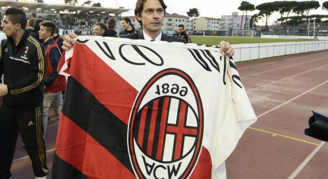 """Filippo Inzaghi: """"Al Milan ho passato una stagione difficile ma mi è servita"""""""