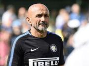 Luciano Spalletti Inter-Fiorentina