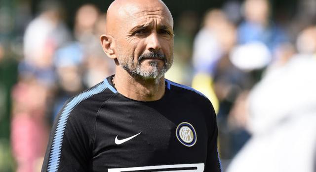 """Inter, Spalletti: """"Dobbiamo essere squadra. Totti? Nessun conto in sospeso"""""""
