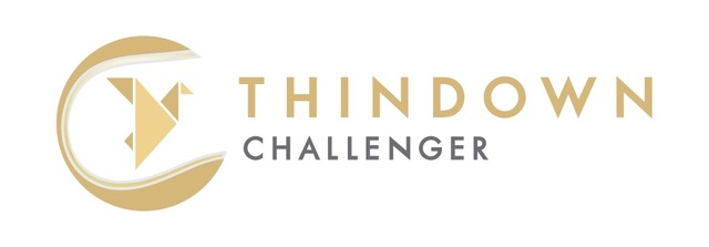 Thindown Challenger logo