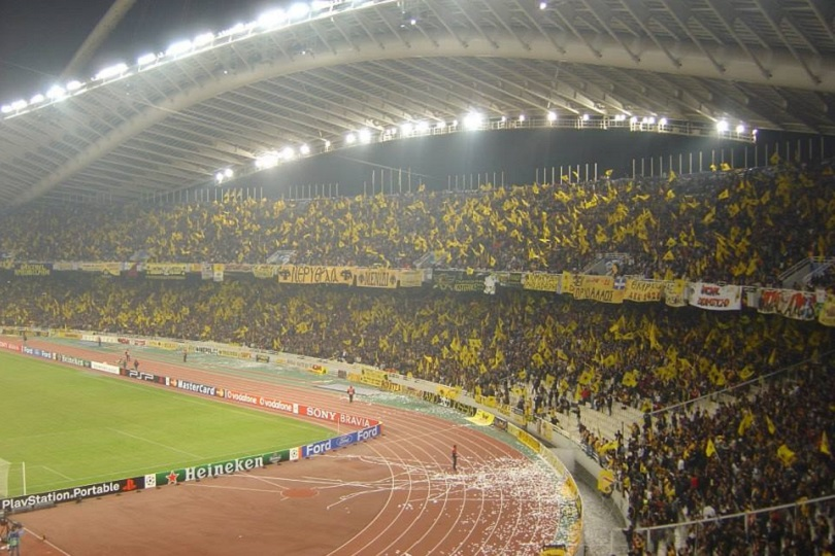 Aek Atene (stadio Olimpico)