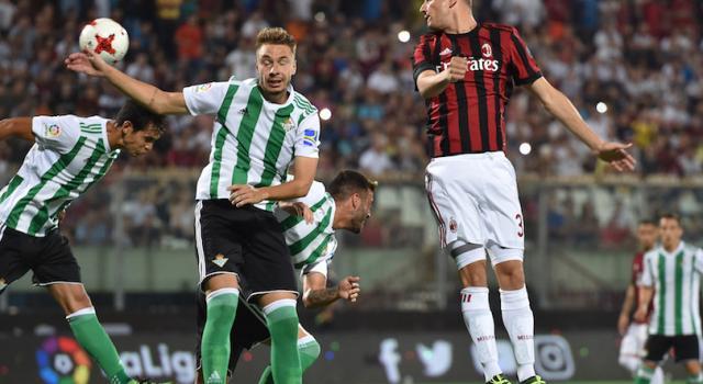 Milan-Udinese: i convocati di Montella per la gara di San Siro