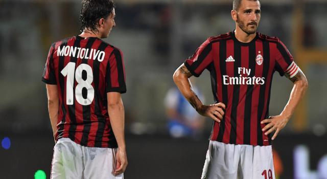 Milan-Montolivo, i rossoneri puntano a rescindere il contratto