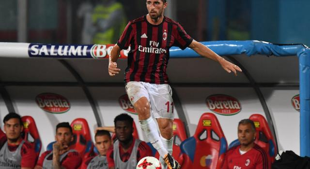 """Fabio Borini: """"Un punto su un campo difficile. Siamo sempre primi nel girone"""""""