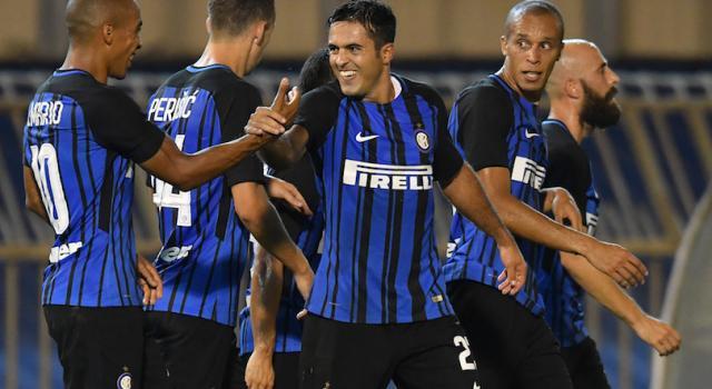 Serie A, Inter-Crotone 1-1: Eder illude i nerazzurri, Barberis regala un punto a Zenga