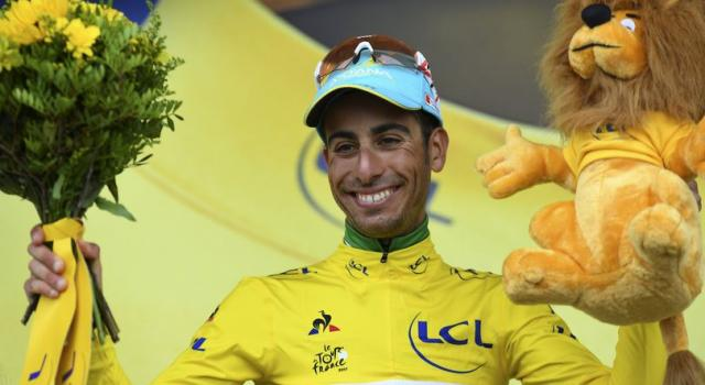 Tour de France 2017, Fabio Aru si veste di giallo. Bardet trionfa a Peyragudes