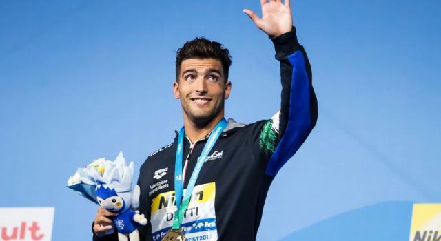 Nuoto, Gabriele Detti fa lo show alla Duna Arena. Paltrinieri sul podio