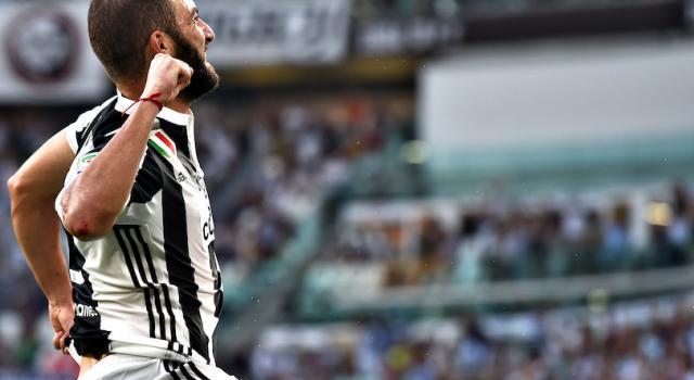 Serie A, Napoli-Juventus 0-1: Higuaín decide al San Paolo. Bianconeri al secondo posto