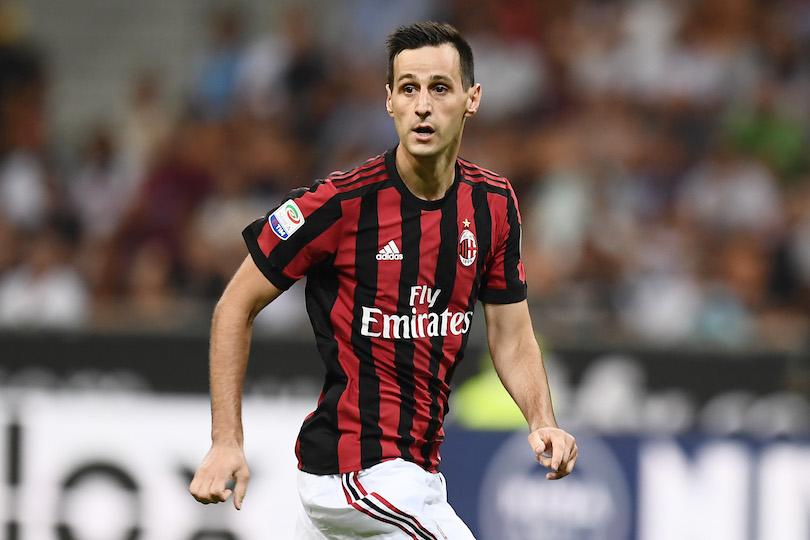 Nikola Kalinic Genoa-Milan Juventus-Milan