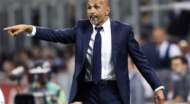"""Inter, Spalletti: """"Ci piace sentire vicino i tifosi. Domani partita insidiosa"""""""