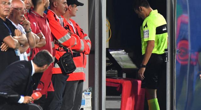 Moviola Serie A 23^ giornata: VAR ok all'Olimpico. Esatto non convalidare la rete a Laxalt