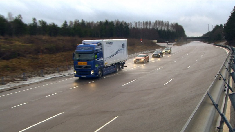 Guida in autostrada precauzioni