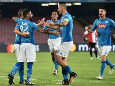 Champions League, le probabili formazioni di Napoli-Shakhtar Donetsk