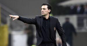 VINCENZO MONTELLA Chievo- Milan Live Carlo Pellegatti