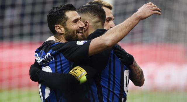 """Candreva, no al Milan. L'agente: """"Futuro all'Inter"""""""