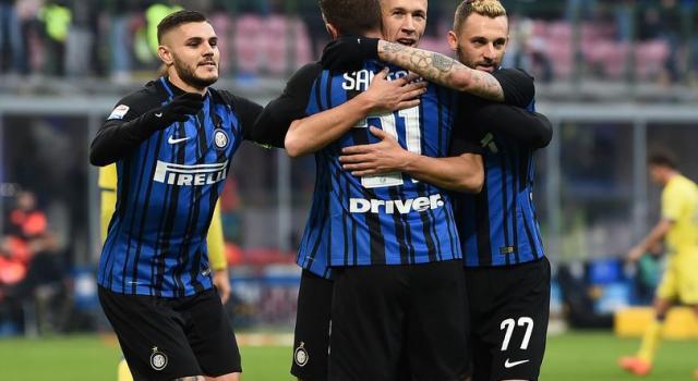 Serie A, Inter-Cagliari 4-0: i nerazzurri scatenati salgono momentaneamente al terzo posto