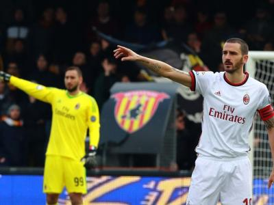 Serie A, le decisioni del Giudice Sportivo: una giornata per Bonucci
