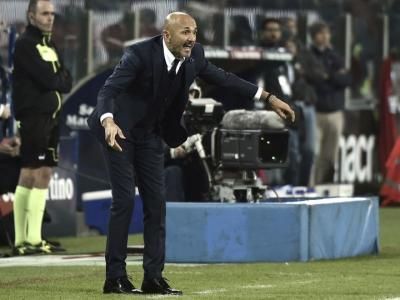 """Rapid Vienna-Inter, Spalletti: """"Buona prova su un campo non facile"""""""
