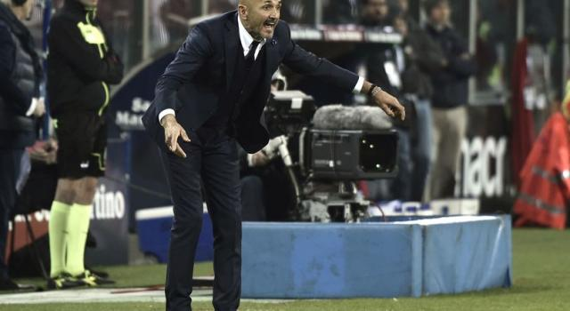 """Juventus-Inter, Luciano Spalletti: """"Buon punto. Dovevamo essere più tranquilli"""""""