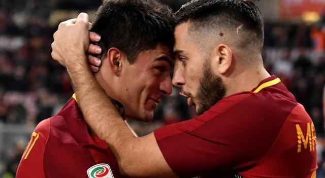 Serie A: Roma fermata sull'1-1 dal Sassuolo, prima vittoria per il Benevento