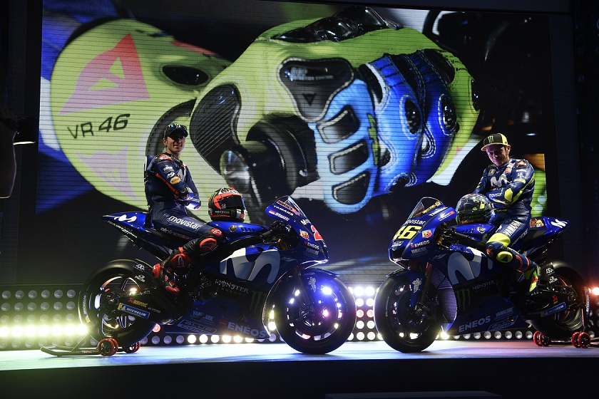 Team Yamaha 2018