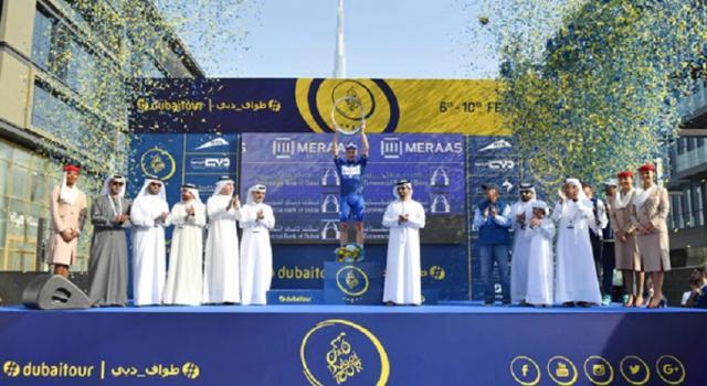 Ciclismo, doppia gioia per l'Italia: Viviani trionfa a Dubai. Moser vince il Laigueglia