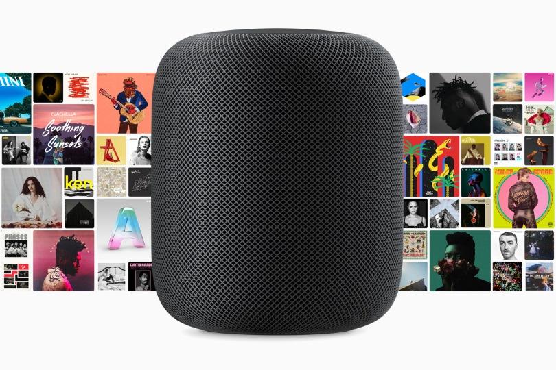 smart speaker homepod