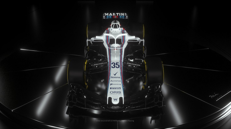 Nuova Williams F1 2018
