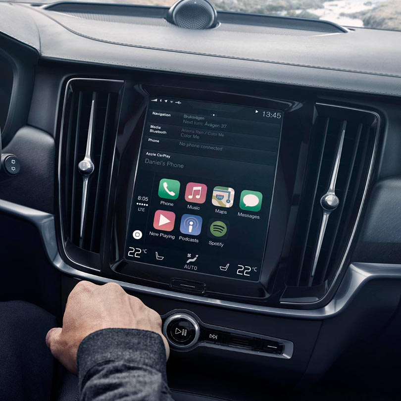 volvo v90 sensus connect