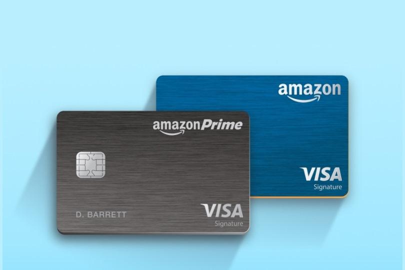 Carta di credito Amazon