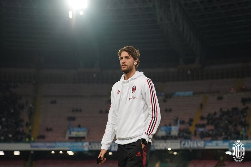 Manuel Locatelli Milan
