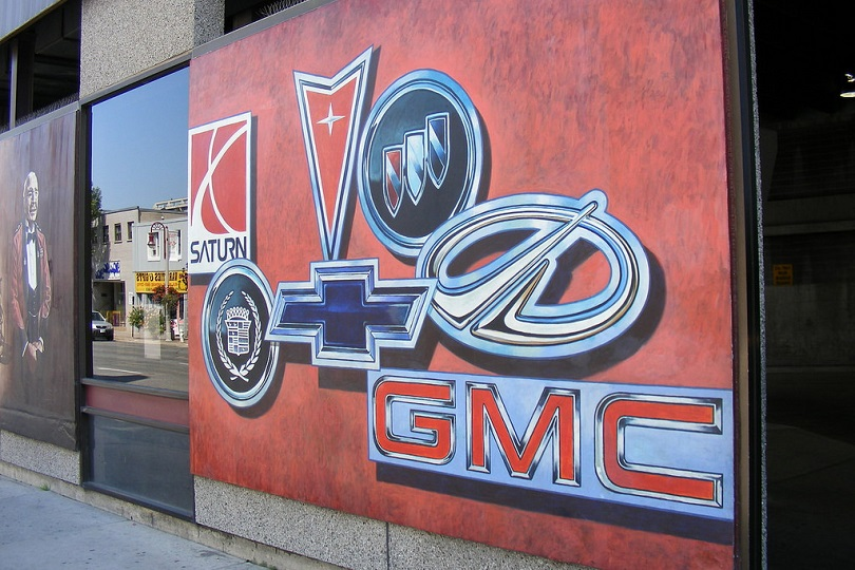 Bilancio General Motors