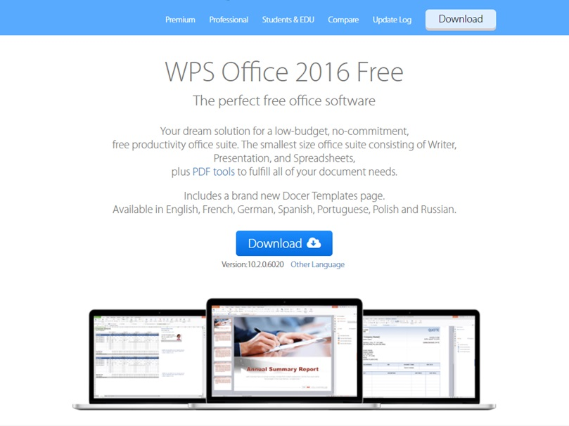 Office Gratis WPS Office