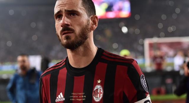 Il Milan si tiene Suso e scarica Bonucci?
