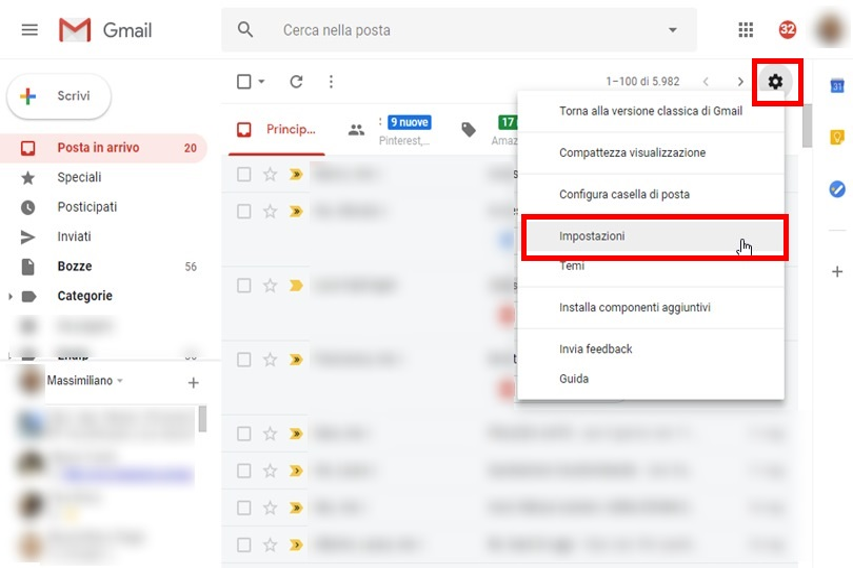Disponibile su Gmail la modalità offline. Come attivarla e come funziona