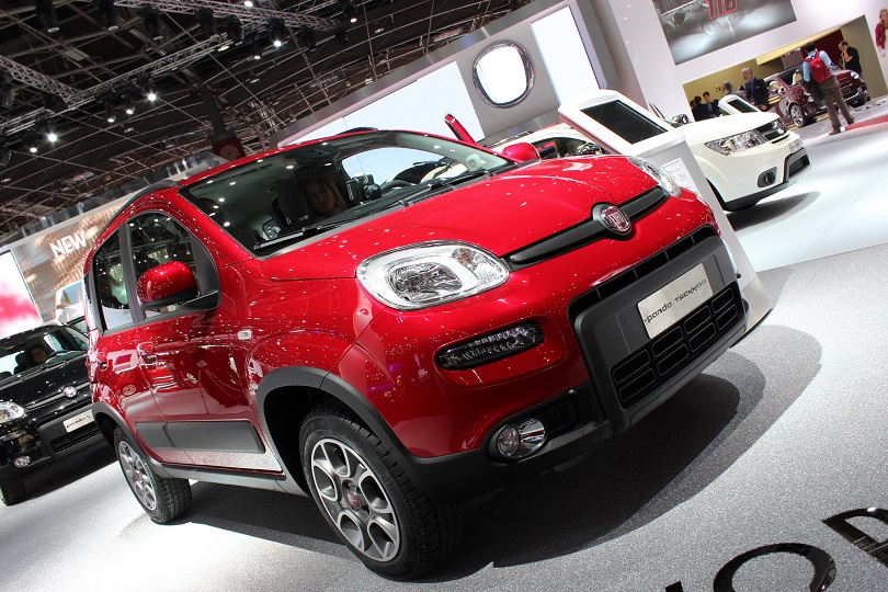 FIAT Panda vs Volkswagen Up!