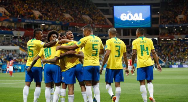 Mondiali Russia 2018, Serbia-Brasile: le probabili formazioni