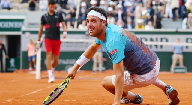 Tennis, Cecchinato show a Umago. Pella battuto in due set e 2° titolo in carriera