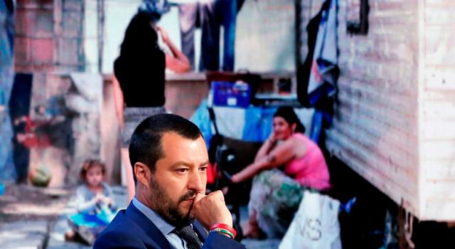"""Matteo Salvini attacca Boeri: """"Un fenomeno. All'INPS ci saranno dei cambi"""""""